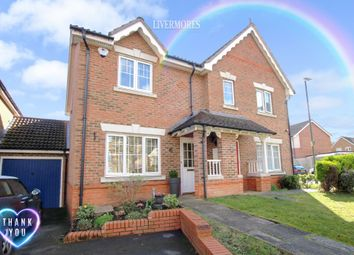 Thumbnail 2 bed semi-detached house for sale in Bascombe Grove, Braeburn Park, Crayford