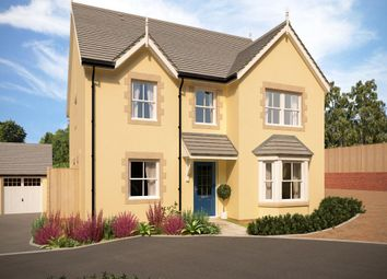 Thumbnail 4 bed link-detached house for sale in The Exmoor, Ellicombe Gardens, Minehead, Somerset