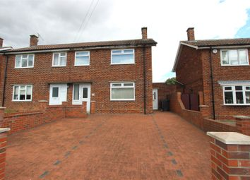 Thumbnail 3 bed semi-detached house for sale in Morpeth Avenue, Darlington