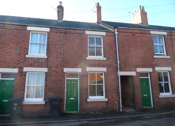 Thumbnail 2 bed terraced house to rent in Hope Street, Melbourne, Derby