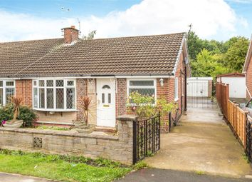 Thumbnail 2 bed semi-detached bungalow for sale in Eastholme Drive, York