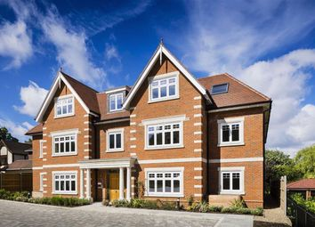 Thumbnail 2 bed flat for sale in Manor Wood Gate, Cockfosters Road, Hadley Wood, Hertfordshire