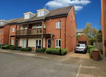 Thumbnail 4 bed semi-detached house for sale in Adair Gardens, The Village, Caterham On The Hill