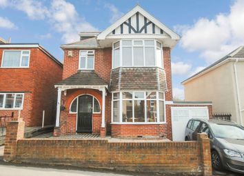 Thumbnail 4 bed detached house for sale in Newton Road, Southampton