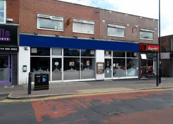 Thumbnail Restaurant/cafe for sale in 190B Crookes, Sheffield