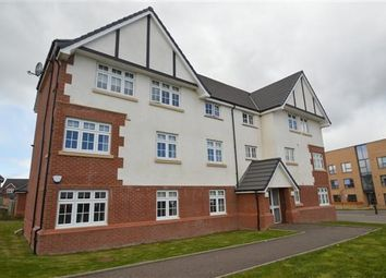 Thumbnail 2 bed flat for sale in Saltmarsh Drive, Lenzie, Glasgow