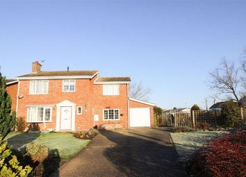 Thumbnail 4 bed detached house for sale in Naylors Drive, Middle Rasen