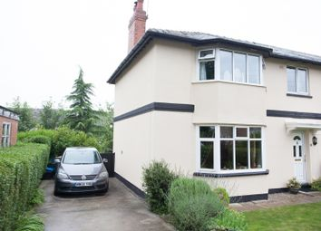 Thumbnail 3 bed semi-detached house for sale in Hambleton Road, Harrogate