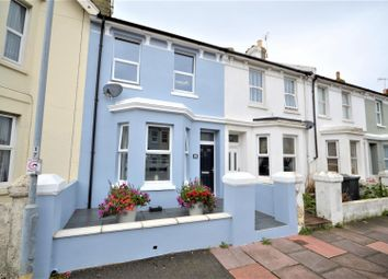 Thumbnail 2 bed terraced house for sale in Latimer Road, Eastbourne
