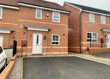 3 bed end terrace house for sale in Monckton Road, Pontefract WF8