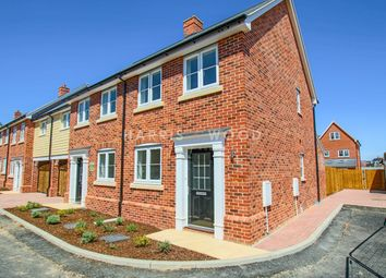 Thumbnail 2 bed terraced house to rent in Copse Drive, Rowhedge, Colchester