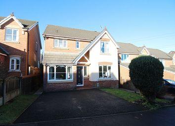 Thumbnail 4 bed detached house for sale in Parkdale Gardens, Blackburn