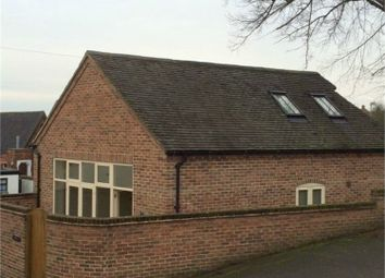 Thumbnail 1 bed detached house to rent in Cornmill Lane, Tutbury, Burton-On-Trent, Staffordshire