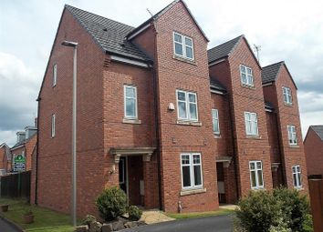Thumbnail 4 bed town house to rent in Claybrook Close, Atherton, Manchester