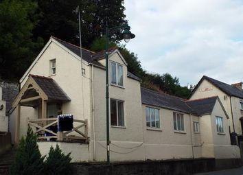 Thumbnail 4 bed detached house for sale in Bridge Street, Corwen, Denbighshire