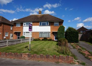 Thumbnail 3 bed semi-detached house for sale in Greenway, Horsham