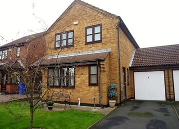 Thumbnail 3 bed detached house for sale in Murrayfield, Seghill, Cramlington