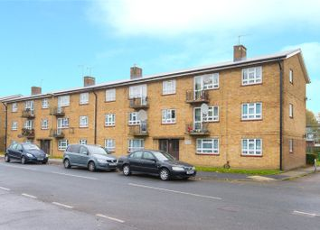 Thumbnail 3 bed flat for sale in Bushfield Crescent, Edgware