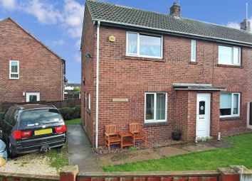 Thumbnail 2 bed semi-detached house for sale in Springfields, Knottingley