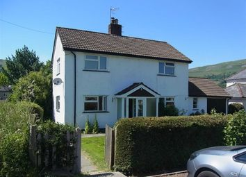 Thumbnail 3 bed detached house to rent in Hafod Olau, Penybontfawr, Powys