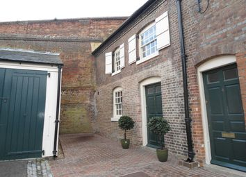 Thumbnail 2 bed mews house to rent in South Stables, Historic Dockyard, Chatham
