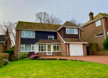 4 bed detached house for sale in The Combe, Ratton, Eastbourne BN20