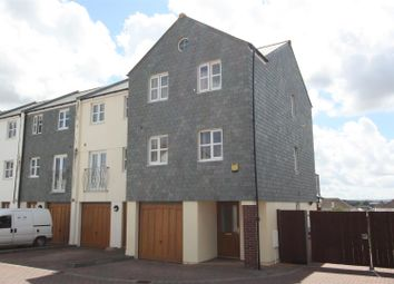 Thumbnail 3 bed town house for sale in Barrowfield View, Narrowcliff, Newquay