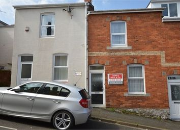 Thumbnail 3 bed terraced house for sale in Tudor Road, Newton Abbot, Devon.