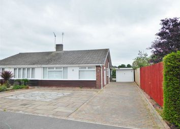 Thumbnail 3 bed semi-detached bungalow for sale in Huntsmans Walk, Foxwood Lane, York