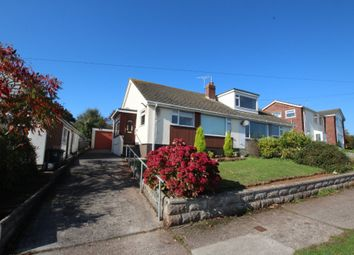 Thumbnail 2 bed semi-detached bungalow to rent in Drake Avenue, Torquay