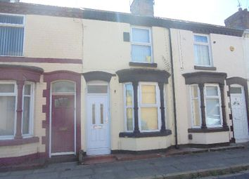Thumbnail 2 bed terraced house for sale in Broadwood Street, Wavertree, Liverpool