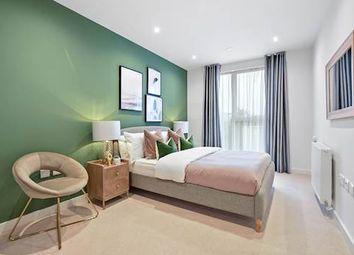 Thumbnail 2 bedroom flat for sale in Lampton Road, London