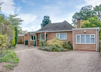 Thumbnail 3 bed detached bungalow for sale in Warwick Avenue, Aston Fields, Bromsgrove