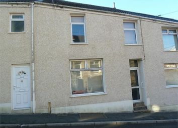 Thumbnail 2 bed terraced house for sale in Jersey Road, Blaengwynfi, West Glamorgan.