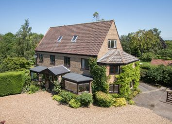 Thumbnail 7 bed detached house for sale in Walden Road, Hadstock, Cambridge