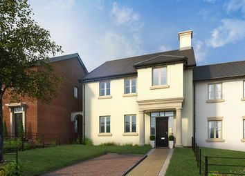 "Thumbnail 4 bed detached house for sale in ""The Walcot"" at Romsey Road, Winchester"