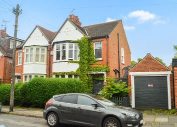 Thumbnail 3 bed semi-detached house for sale in Howard Road, Clarendon Park, Leicester