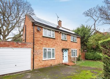 Thumbnail 3 bed detached house to rent in Herons Way, Wokingham