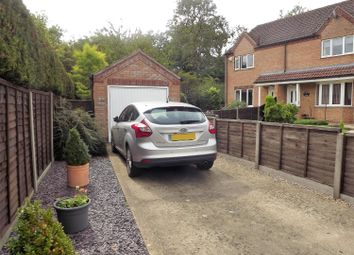 Thumbnail 3 bed semi-detached house for sale in St. Andrews Court, Timberland, Lincoln