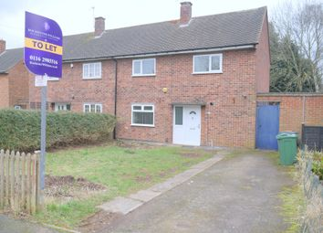 Thumbnail 3 bedroom shared accommodation to rent in Sharpley Road, Loughborough