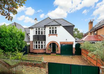 Thumbnail 4 bed detached house for sale in Sandy Lane, Richmond
