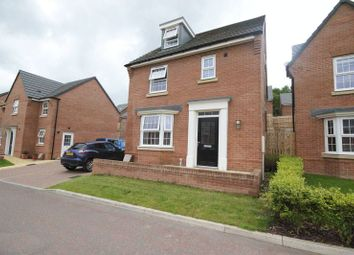 Thumbnail 4 bed detached house for sale in Laurel Road, Hexham