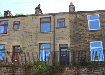 Thumbnail 3 bed terraced house to rent in Holcombe Road, Helmshore, Rossendale