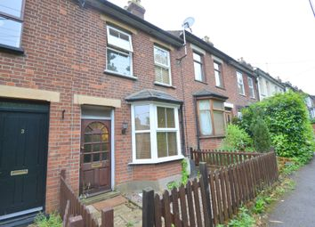 Thumbnail 3 bed terraced house to rent in Chainey Pieces, Haverhill