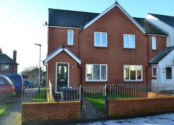Thumbnail 3 bed end terrace house to rent in Fenella Court, Willaston, Douglas