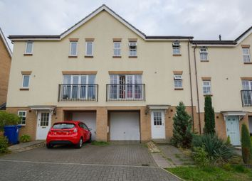 Thumbnail 3 bed town house for sale in Henry Close, Haverhill