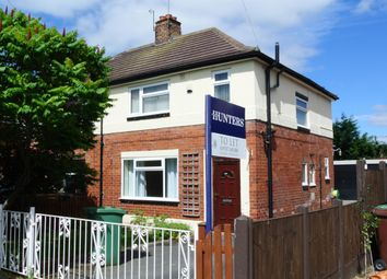Thumbnail 3 bed semi-detached house to rent in Grove Crescent South, Boston Spa, Wetherby