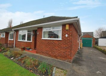 Thumbnail 2 bed semi-detached bungalow for sale in Wilby Avenue, Little Lever, Bolton