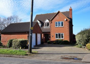 Thumbnail 4 bed detached house for sale in High Street, Eyeworth, Sandy