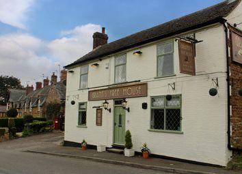 Thumbnail Pub/bar for sale in Main Street, Burrough On The Hill